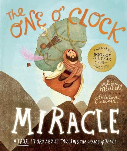 The One O'Clock Miracle: Alison Mitchell