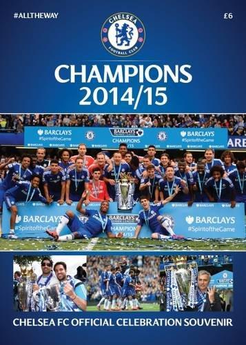 9781910335222: Chelsea FC: Champions 2014/2015