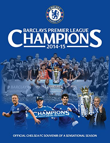 9781910335239: Chelsea FC Champions Book 2014/2015