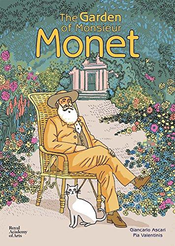 The Green Fingers of Monsieur Monet: Giancarlo Ascari; Pia Valentinis
