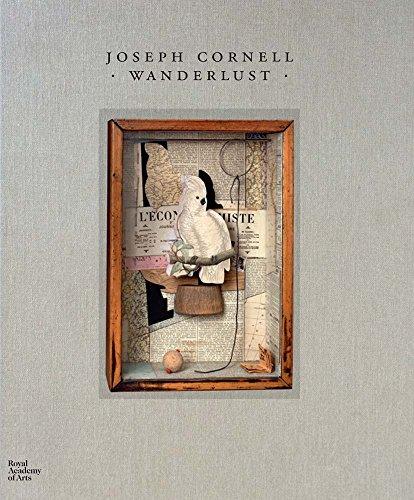 Joseph Cornell: Wanderlust: Lea, Sarah; Hartigan, Lynda Roscoe; Sharp, Jasper