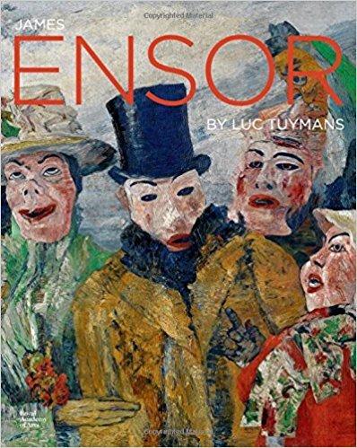 James Ensor: Luc Tuymans