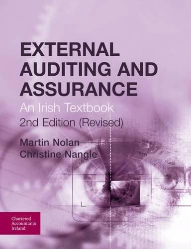 9781910374696: External Auditing and Assurance: An Irish Textbook
