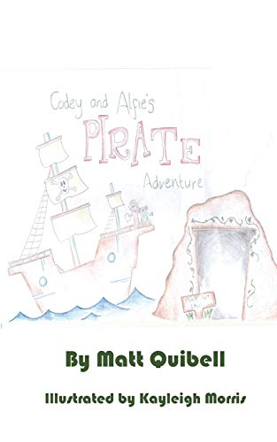 9781910394052: Codey and Alfie's Pirate Adventure