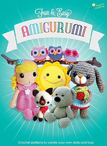 13 Adorable Amigurumi Books for Your Crafting Library | Book Riot | 500x369