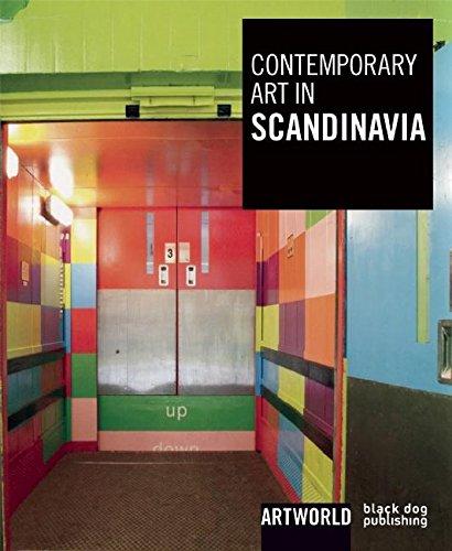 9781910433133: Contemporary Art in Scandinavia: Artworld