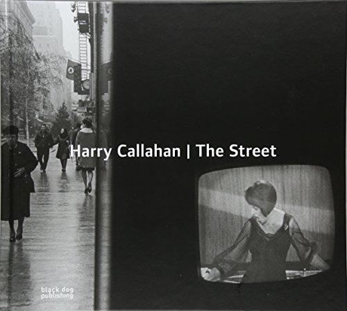 Harry Callahan: The Street (Hardcover): Grant Arnold