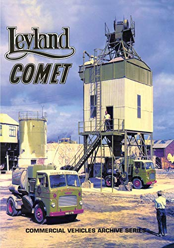 9781910456347: Leyland Comet (Commercial Vehicles Archive Series)