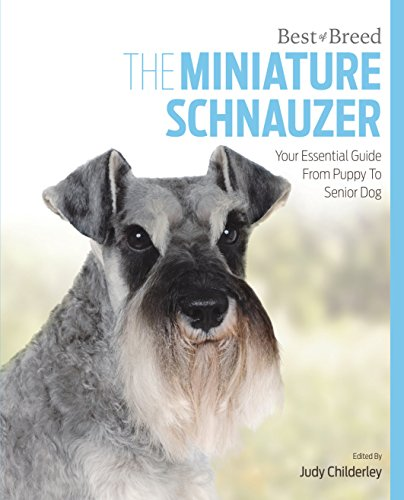 9781910488249: Miniature Schnauzer: Best of Breed