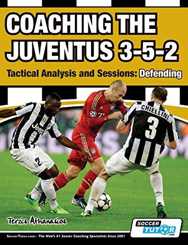 Coaching the Juventus 3-5-2 - Tactical Analysis and Sessions: Defending: Athanasios Terzis