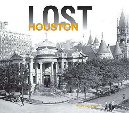 9781910496756: Lost Houston