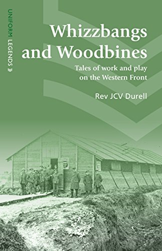 Whizzbangs and Woodbines: Tales of Work and: J. C. V.