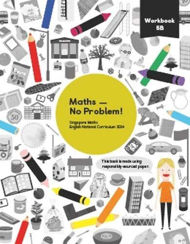 9781910504215: Maths - No Problem! Workbook 5B