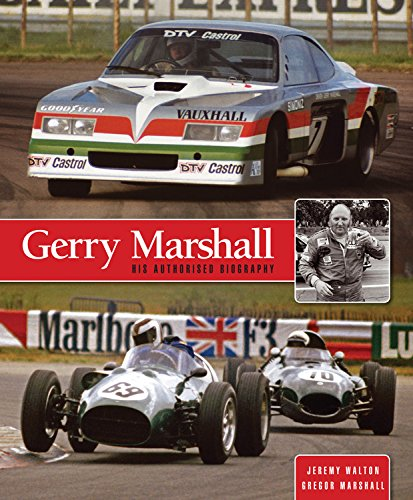 Gerry Marshall: His Authorised Biography: Walton, Jeremy