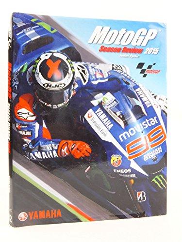 9781910505090: Official MotoGP Season Review 2015