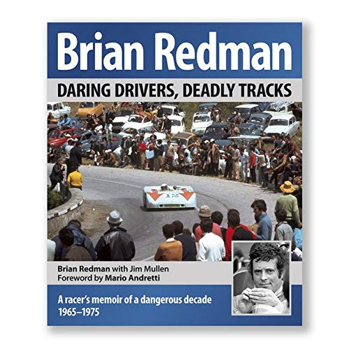9781910505106: Brian Redman: Daring drivers, deadly tracks