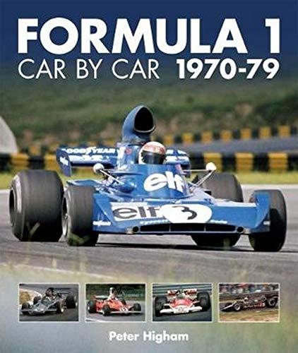 9781910505229: Formula 1: Car by Car 1970-79