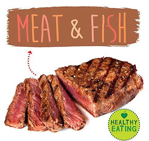 9781910512432: Meat & Fish (Healthy Eating)
