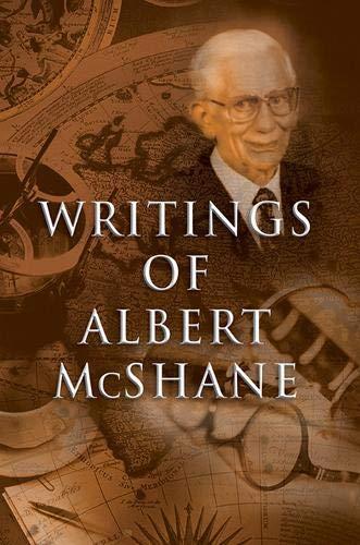 9781910513415: Writings of Albert McShane