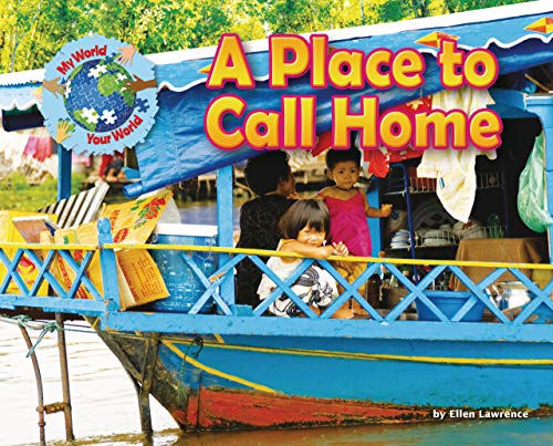 A Place to Call Home (Hardcover): Ellen Lawrence