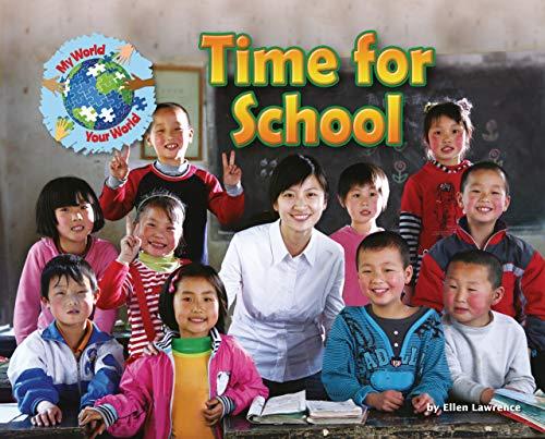 Time for School (Hardcover): Ellen Lawrence