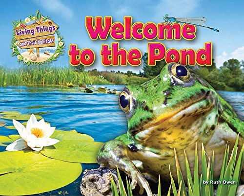 9781910549735: Welcome to the Pond