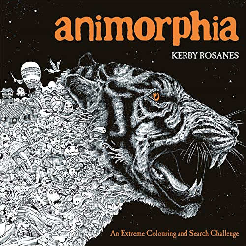 9781910552070: Animorphia: An Extreme Colouring and Search Challenge