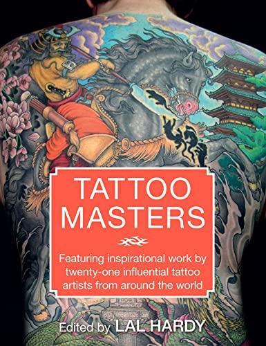 9781910552087: Tattoo Masters
