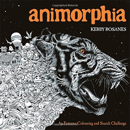 9781910552223: Animorphia: An Extreme Colouring and Search Challenge