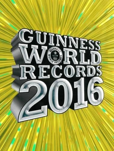 9781910561010: Guinness World Records 2016