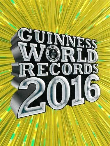 9781910561010: Guinness World Records 2016