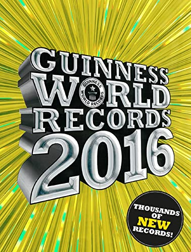9781910561027: Guinness World Records 2016