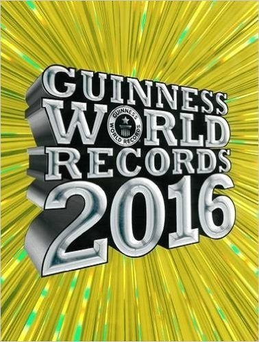 9781910561225: Guinness World Records 2016: Blockbusters!