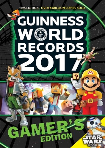 9781910561393: Guinness World Records 2017 Gamer's Edition