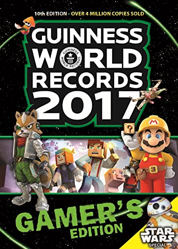 9781910561409: Guinness World Records 2017 Gamer S Edition