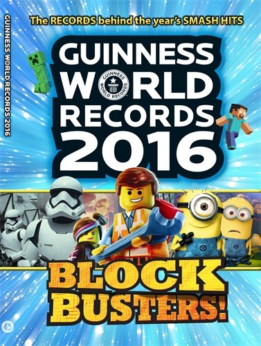 9781910561461: Guinness World Records 2016 Blockbusters