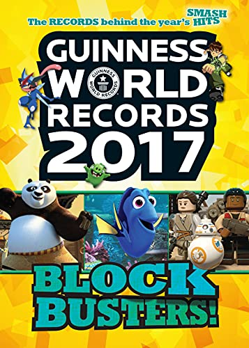 9781910561508: Guinness World Records 2017: Blockbusters! (Guinness World Records. Blockbusters)