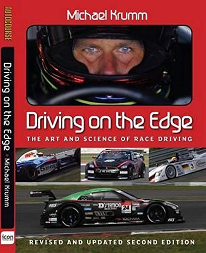 9781910584071: Driving On The Edge: The Art and Science of Race Driving - Revised and Updated Second Edition