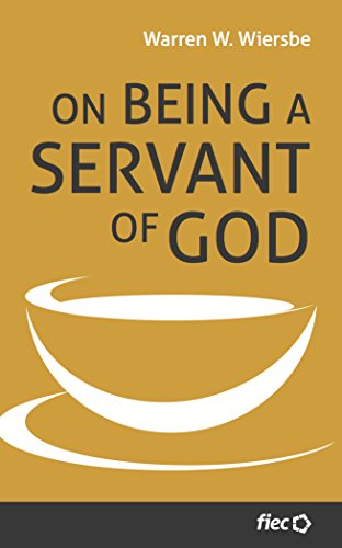 9781910587102: On Being a Servant of God