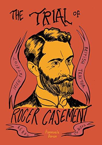 9781910593202: TRIAL OF ROGER CASEMENT (Graphic Novel)