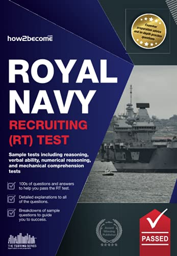 Royal Navy Recruiting Test 2015/16: Sample Test Questions for Royal Navy Recruit Tests (...