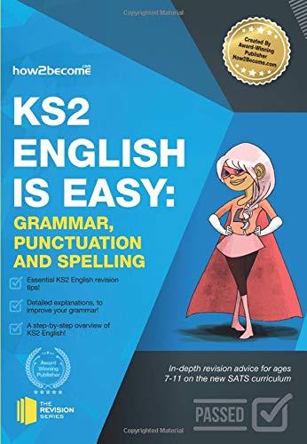 KS2: English is Easy - Grammar, Punctuation and Spelling: Shepherd, Marilyn