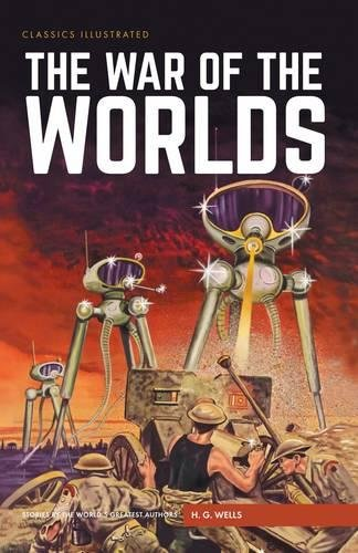 9781910619674: The War of the Worlds (Classics Illustrated)