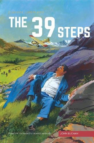 9781910619865: 39 Steps, The (Classics Illustrated)