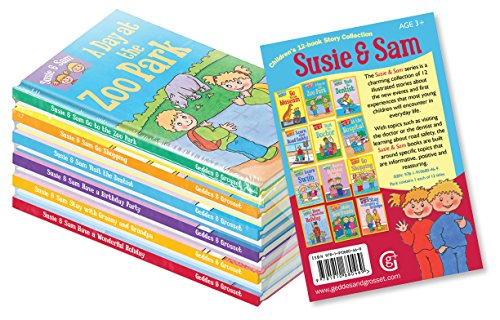 9781910680469: Children's Story Collection: Susie and Sam