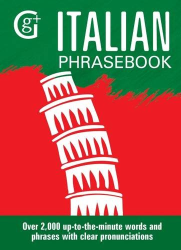 9781910680872: Italian Phrasebook: Over 2000 Up-to-the-Minute Words and Phrases with Clear Pronunciations