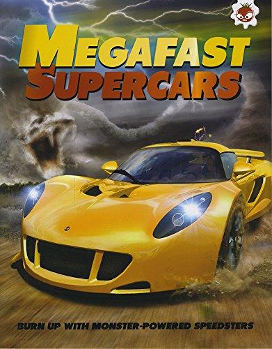 9781910684283: Mega Fast Supercars