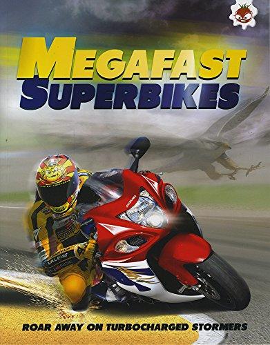 9781910684290: Mega Fast Superbikes
