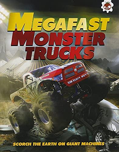 9781910684313: Mega Fast Monster Trucks