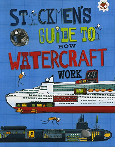 9781910684382: Stickmen's Guide to Watercraft